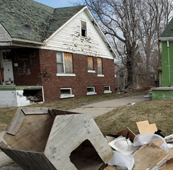 Detroit houses snapped up by Chinese